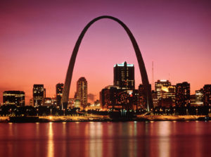Gateway Arch, St. Louis, Missouri 1993