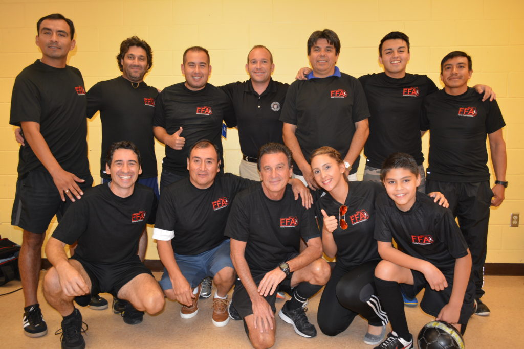 FFA Referees 2014